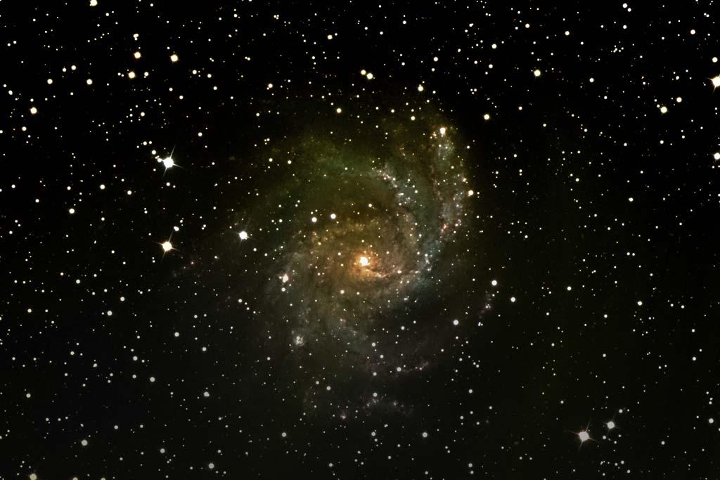 20190903 NGC6946 Galaxie du feu d\'artifice