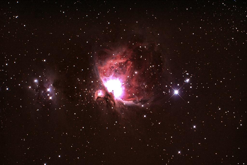 20091109 M42 Nébuleuse d\'Orion
