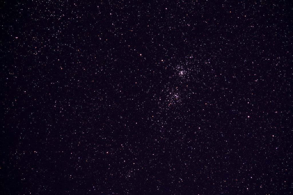 20160824 Double amas de Persée NGC884 & 869